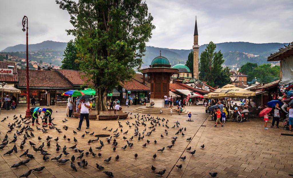 Çocukluğumun Bosna'sı