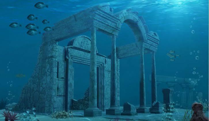 Kayıp Atlantis Halkı